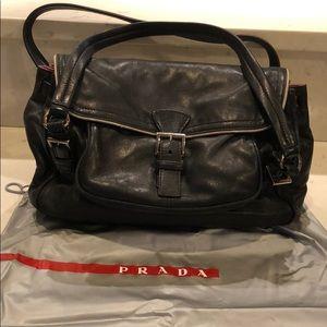 Prada authentic black purse